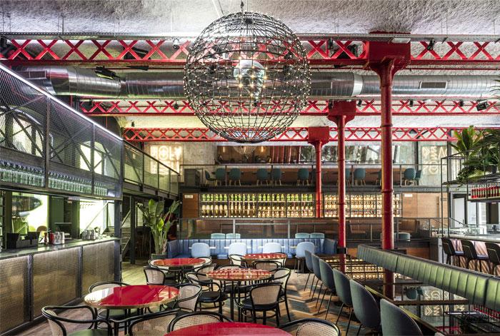 barcelona restaurant design el equipo creativo 1