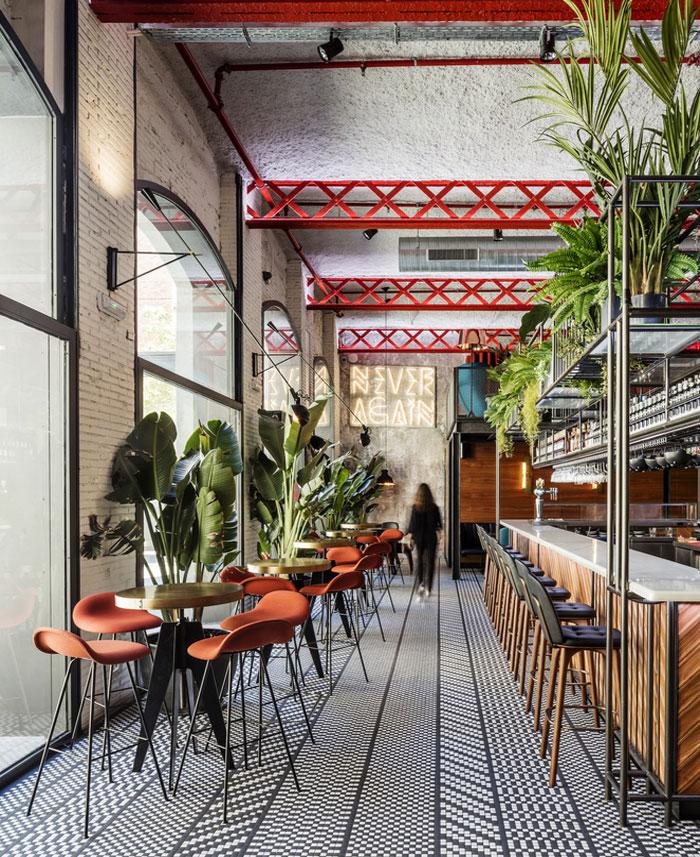 barcelona restaurant design el equipo creativo 16