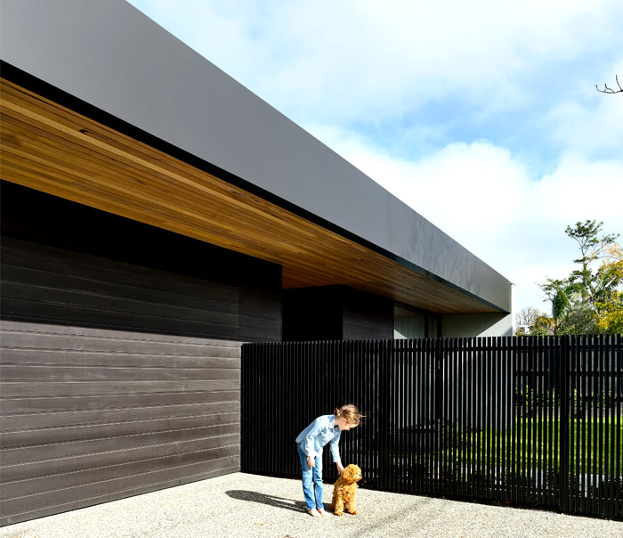 in form two story residential pavilion 17