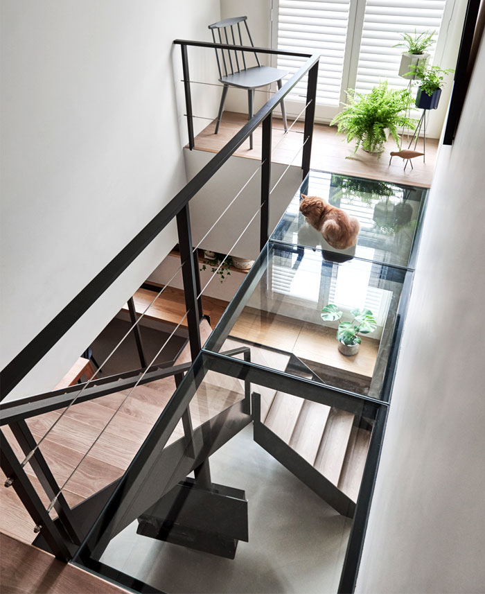 apartment parti design studio 1