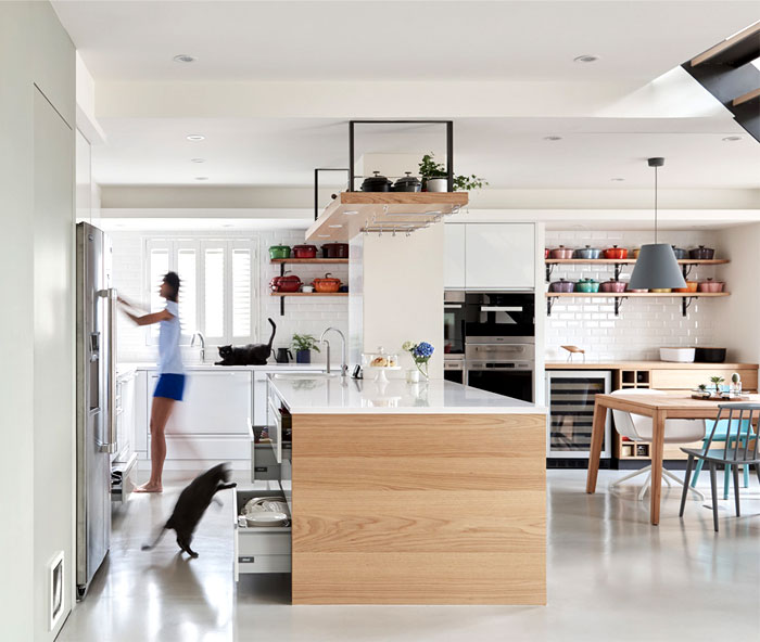 apartment parti design studio 14