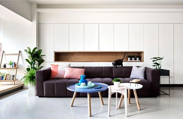 apartment parti design studio 8