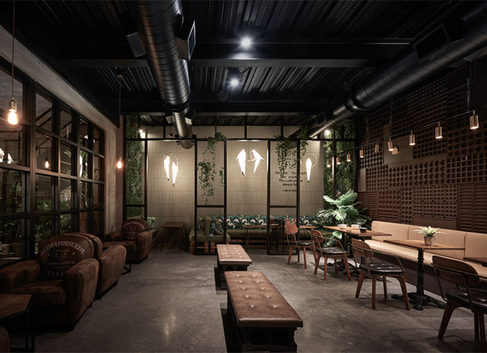 hao design restaurant decor 1