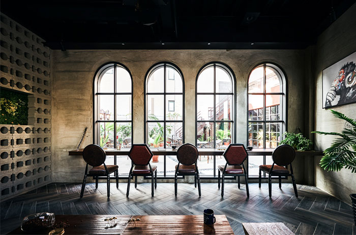 hao design restaurant decor 12