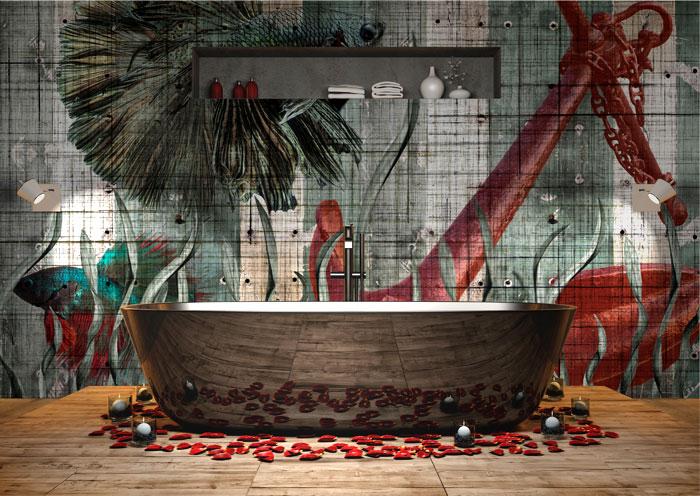 instabilelab wallpaper bathroom 6