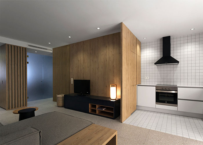 small holiday apartment manuel garcia asociados 4