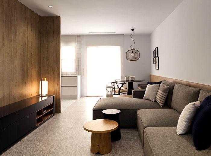 small holiday apartment manuel garcia asociados 6