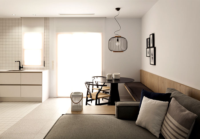 small holiday apartment manuel garcia asociados 9