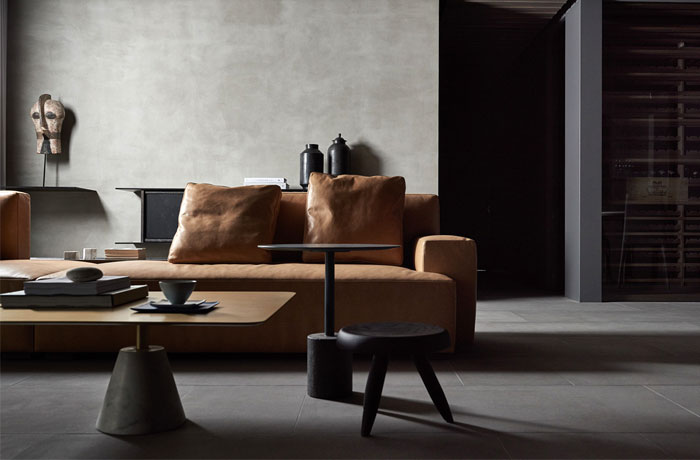 Structure Layer By And Level Like Hills Entwining The Calm Zen Spirit Of Asian Minimalism With European Furniture Decor Touches
