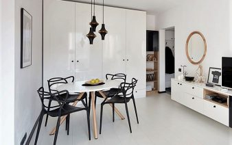 40 sqm studio apartment 338x212