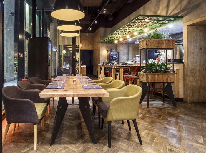 enteriors adri bbq restaurant 14