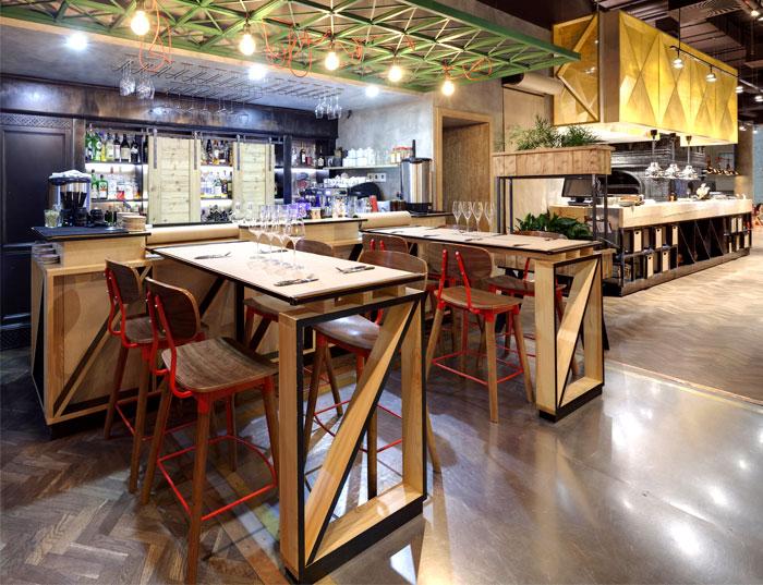 enteriors adri bbq restaurant 8