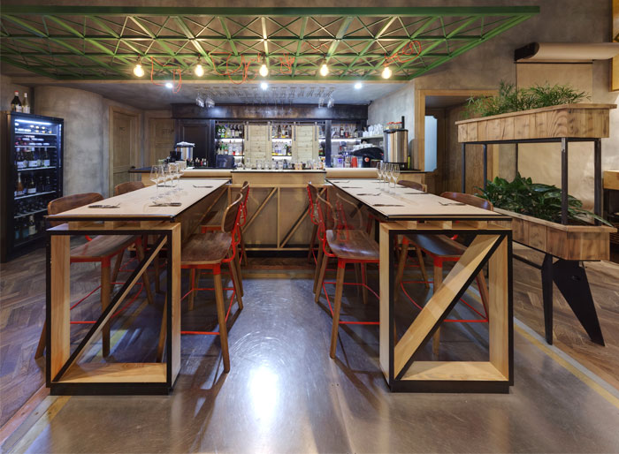 enteriors adri bbq restaurant 9