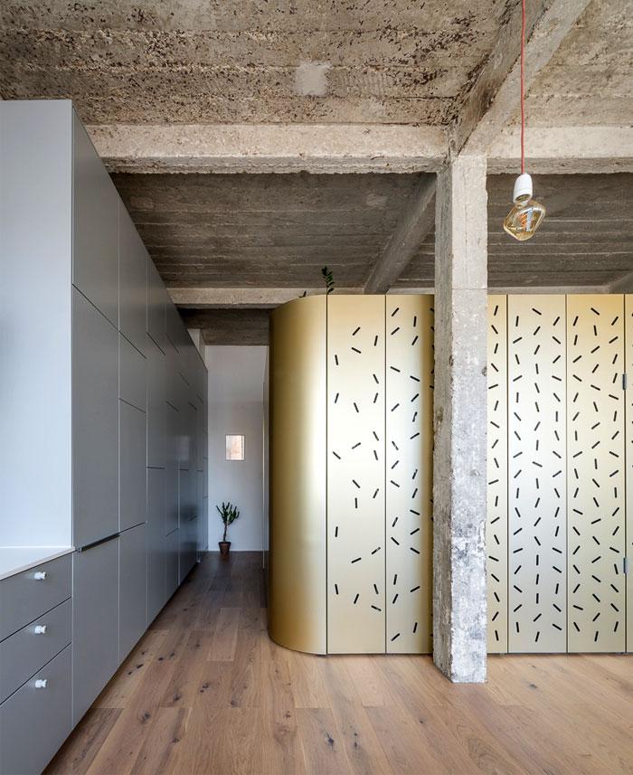 paris apartment sabo project 7