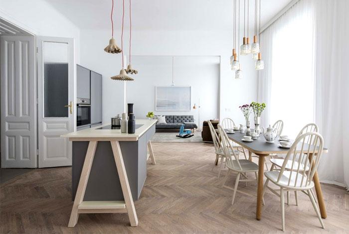 viennese apartment Destilat 20