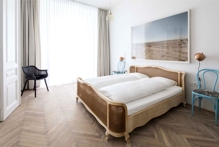 viennese apartment Destilat 25