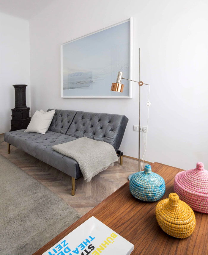 viennese apartment Destilat 26