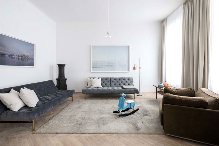 viennese apartment Destilat 4