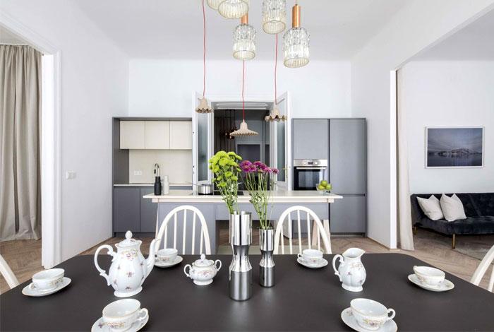 viennese apartment Destilat 8