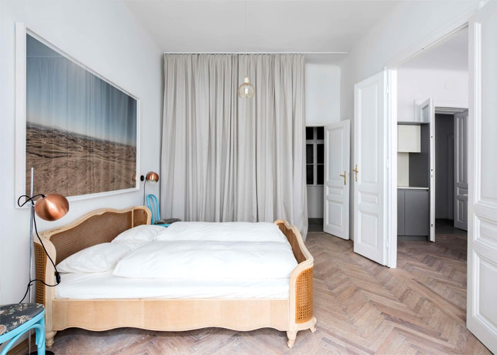 viennese apartment Destilat 9