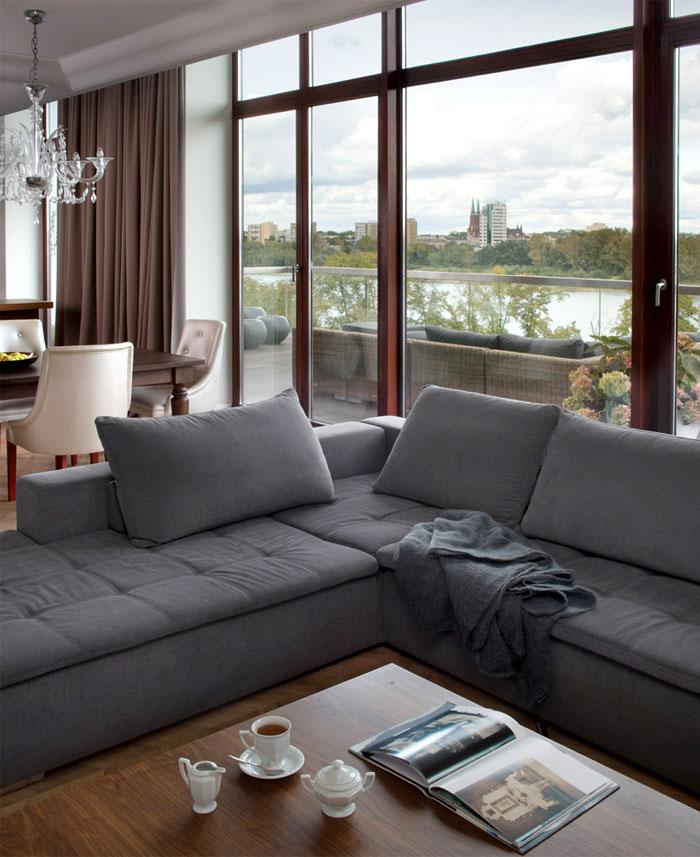 classic design apartment anna koszela 9