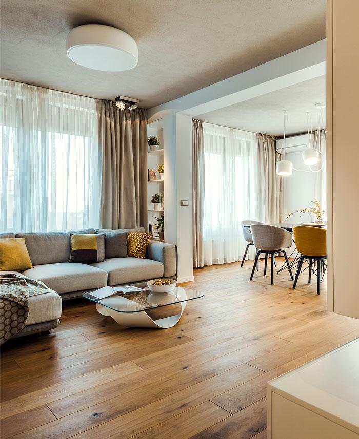 Elegant Modern Home By Design Studio Fimera Interiorzine