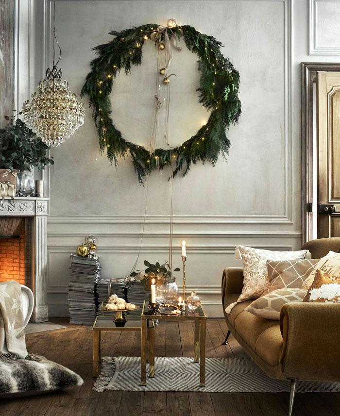 modern christmas decoration 2018 classic chic 13