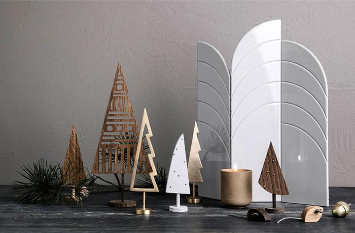 modern christmas decoration 2018 urban chic 53