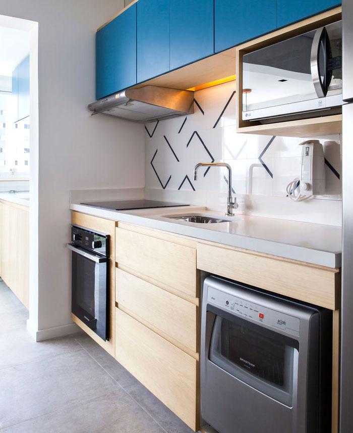small space apartment estudio bra 1