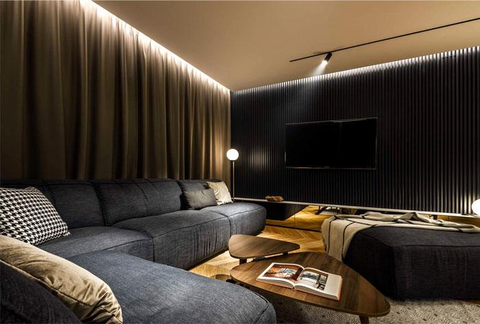ultra modern apartment all in studio 2