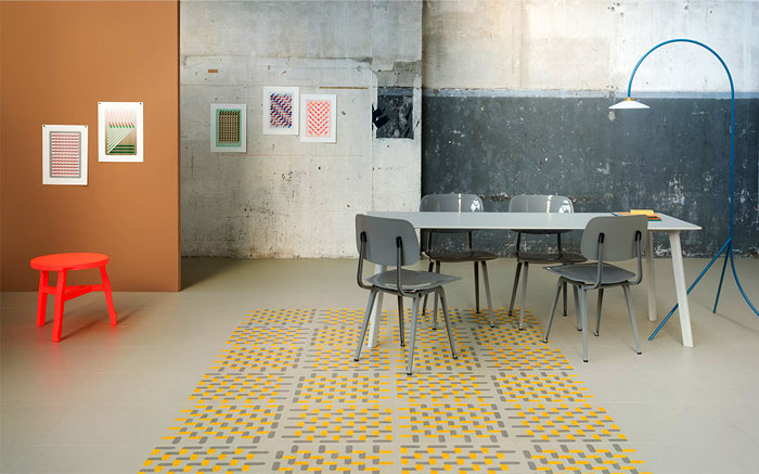 By Forbo Is A Laminate With Added Textures And Paint Patterns Lied Laser An Inspired Innovation In The Word Of Latest Carpet Flooring Trends