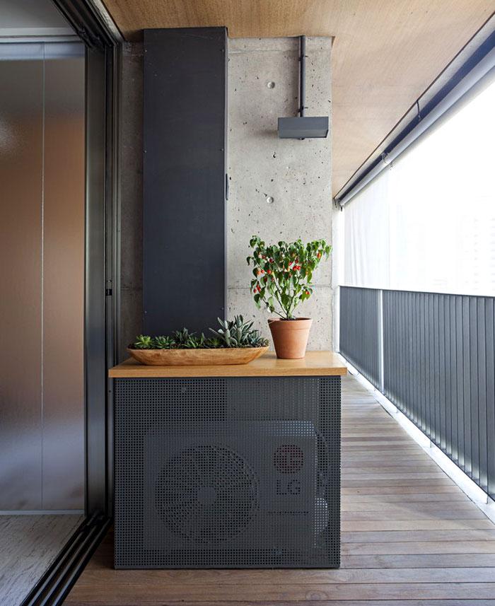 small studio apartment sao paulo 11
