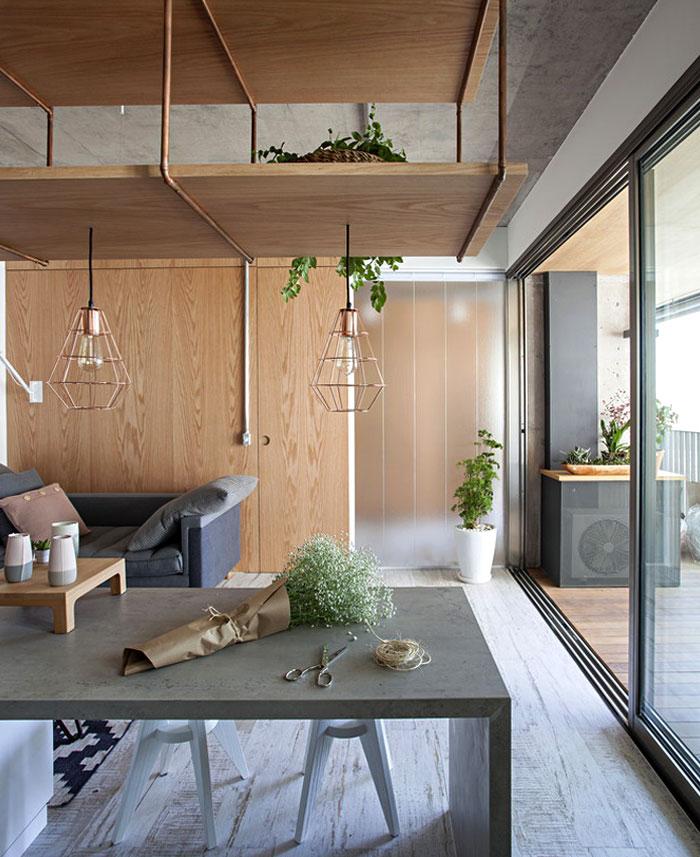 small studio apartment sao paulo 14