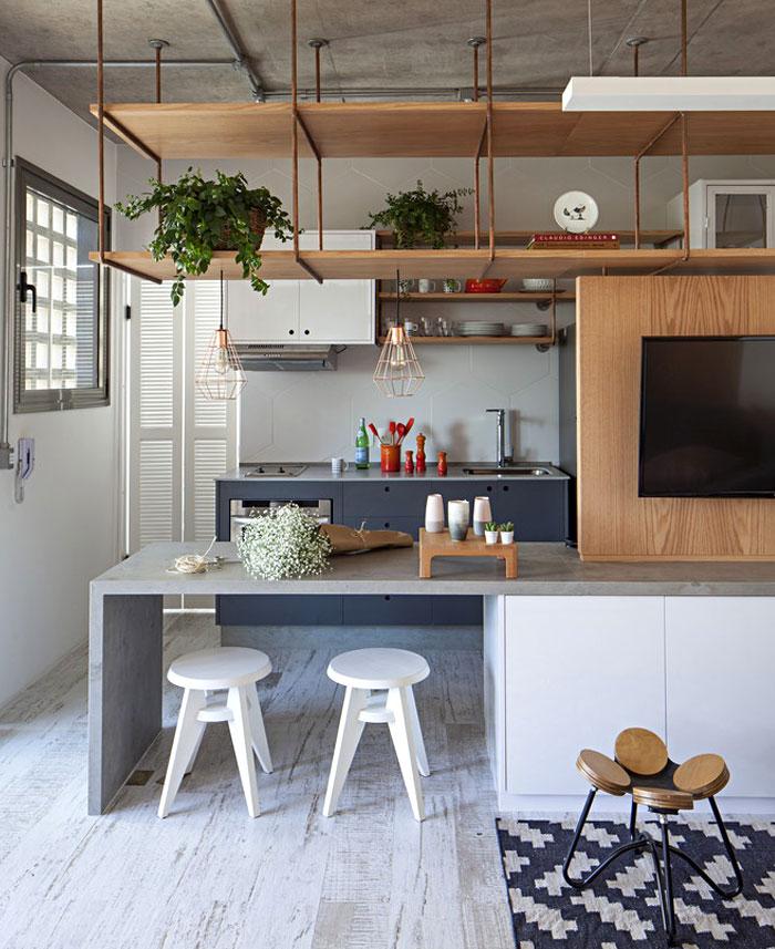 small studio apartment sao paulo 18