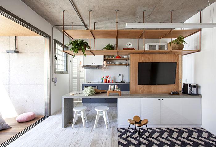 small studio apartment sao paulo 19