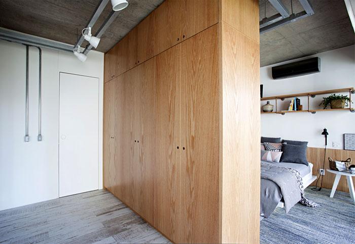 small studio apartment sao paulo 22