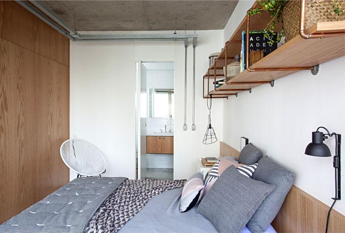 small studio apartment sao paulo 7