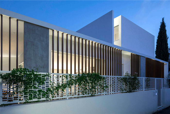 unusual geometry house tgf design 20