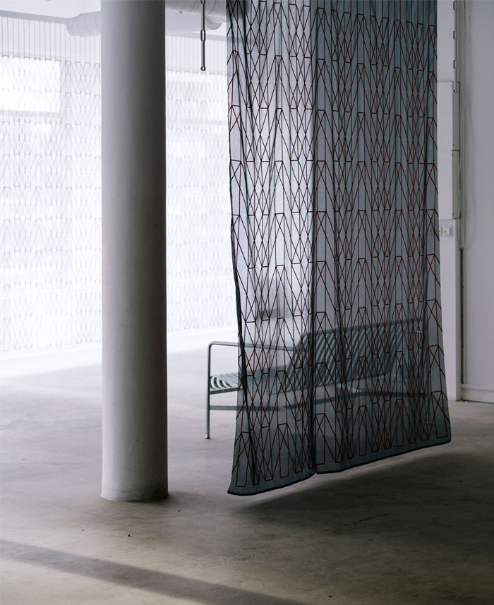 bouroullec curtain collections kvadrat 7