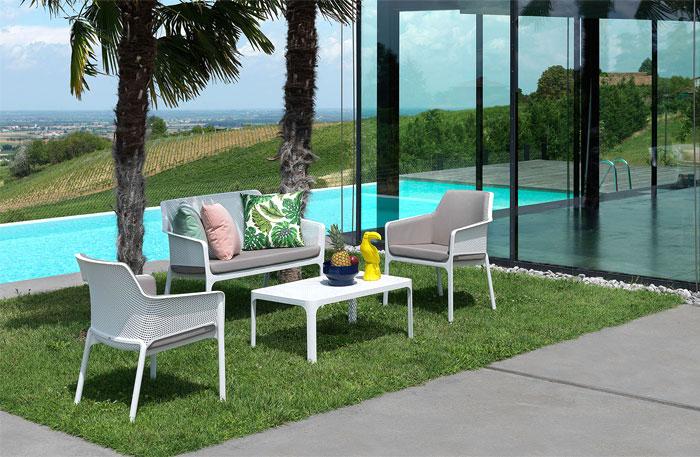 nardi outdoor net relax 5
