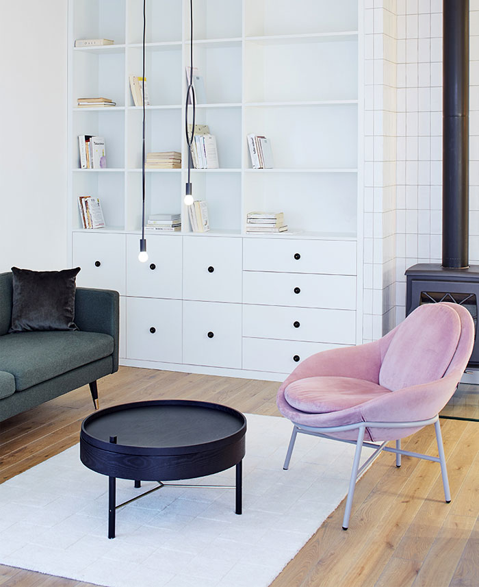 october family apartment chic pastel colors 8