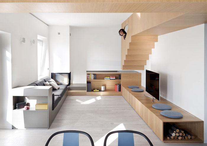 studio gosplan renovated flat 6
