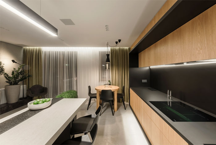apartment designe hi light architects 1