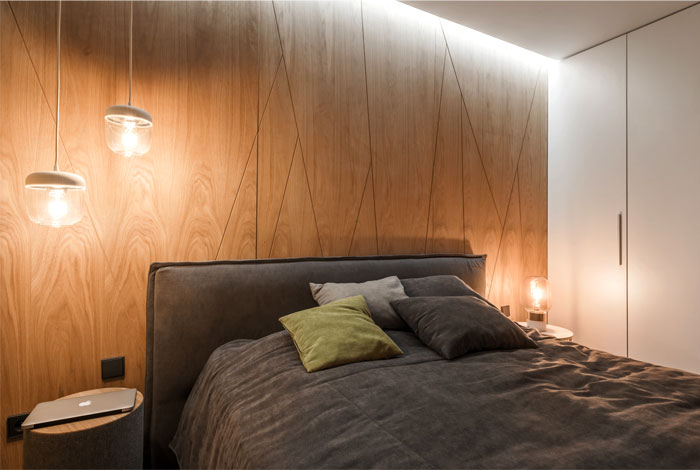 apartment designe hi light architects 13