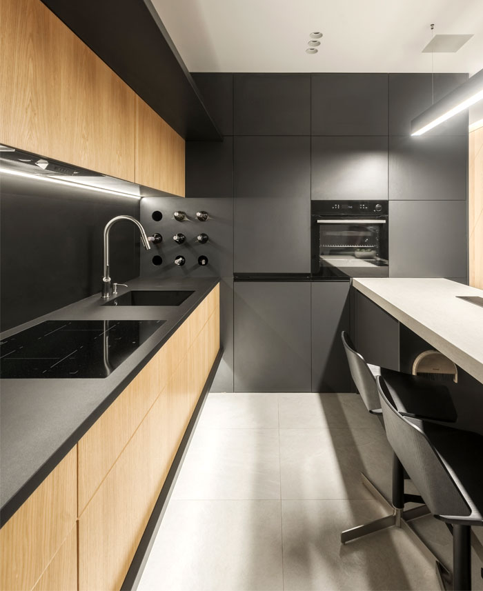 apartment designe hi light architects 22