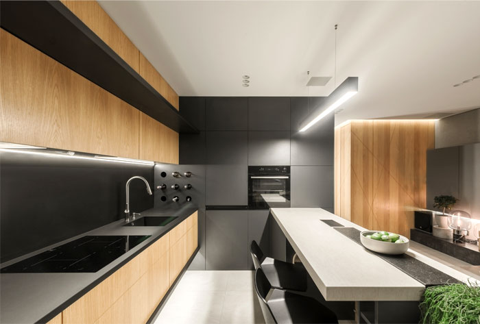 apartment designe hi light architects 23