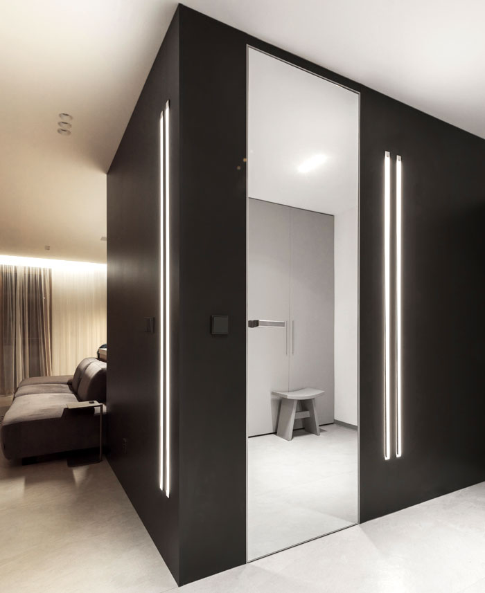 apartment designe hi light architects 4