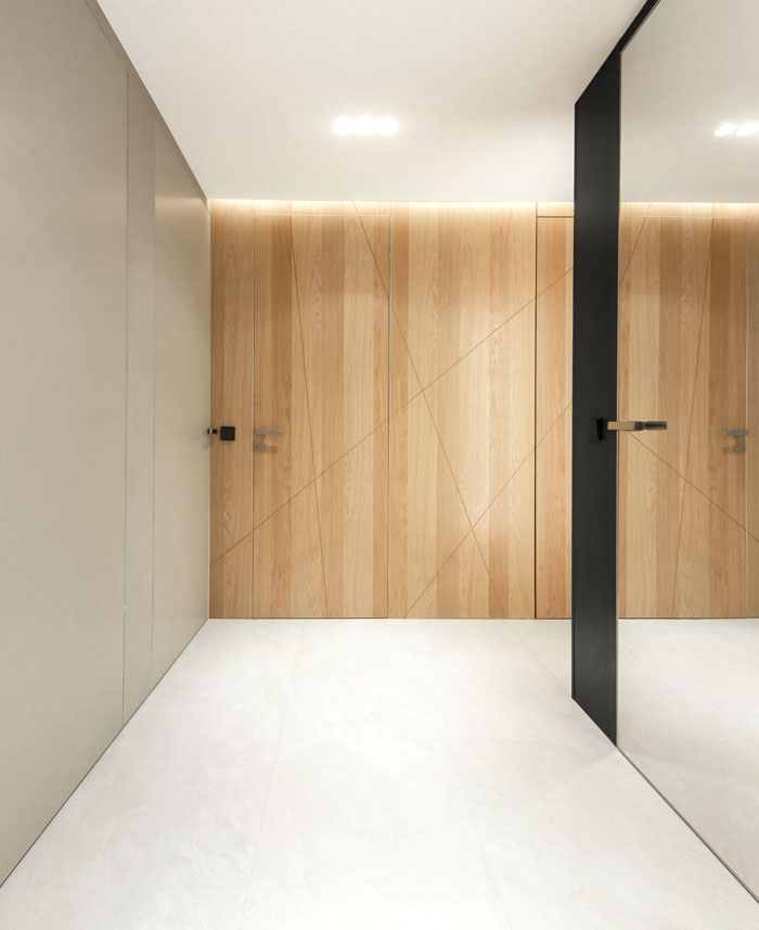 apartment designe hi light architects 6