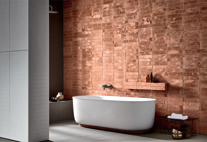 bathroom design trends round bathtub