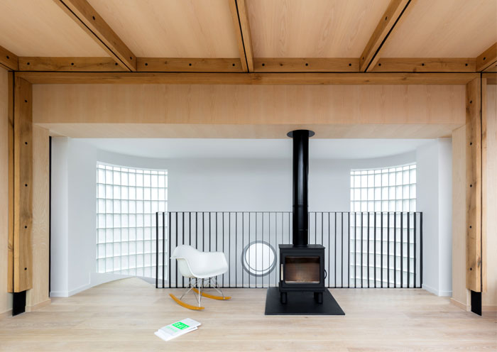 nicholas szczepaniak architects london house extension 3